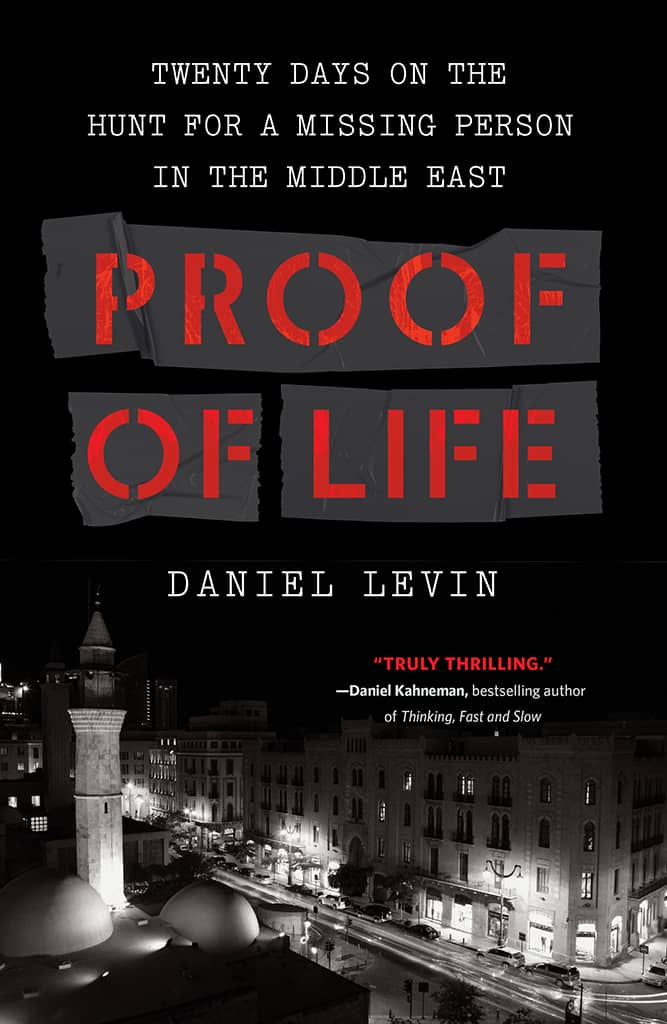 Proof of Life by Daniel Levin
